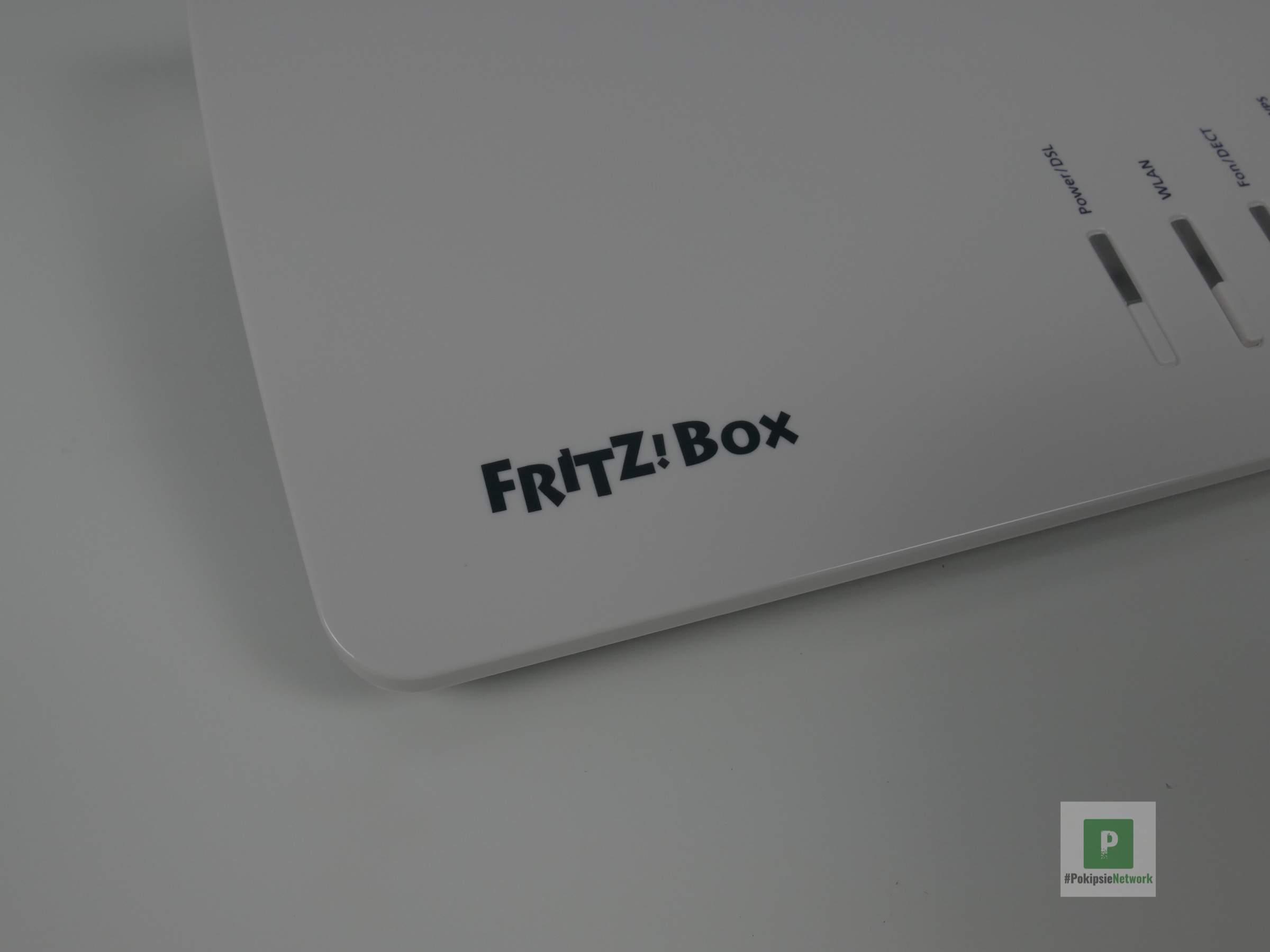 Der FRITZ!Box Brand