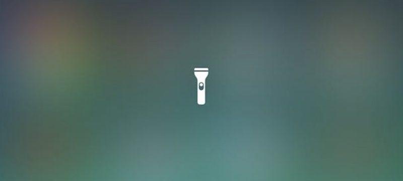 Tutorial Helligkeit der Taschenlampe ändern