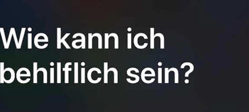 Tutorial Type to Siri
