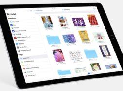 iOS 11 Dateien App