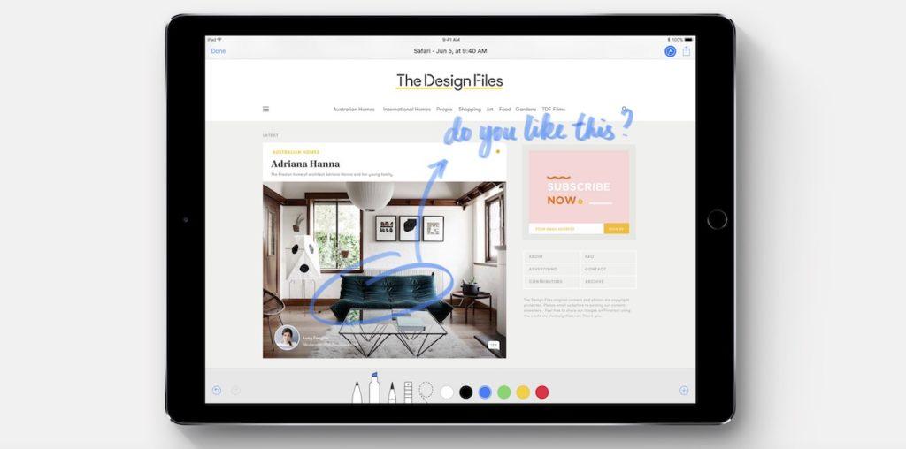iOS 11 Screenshots bearbeiten Cover