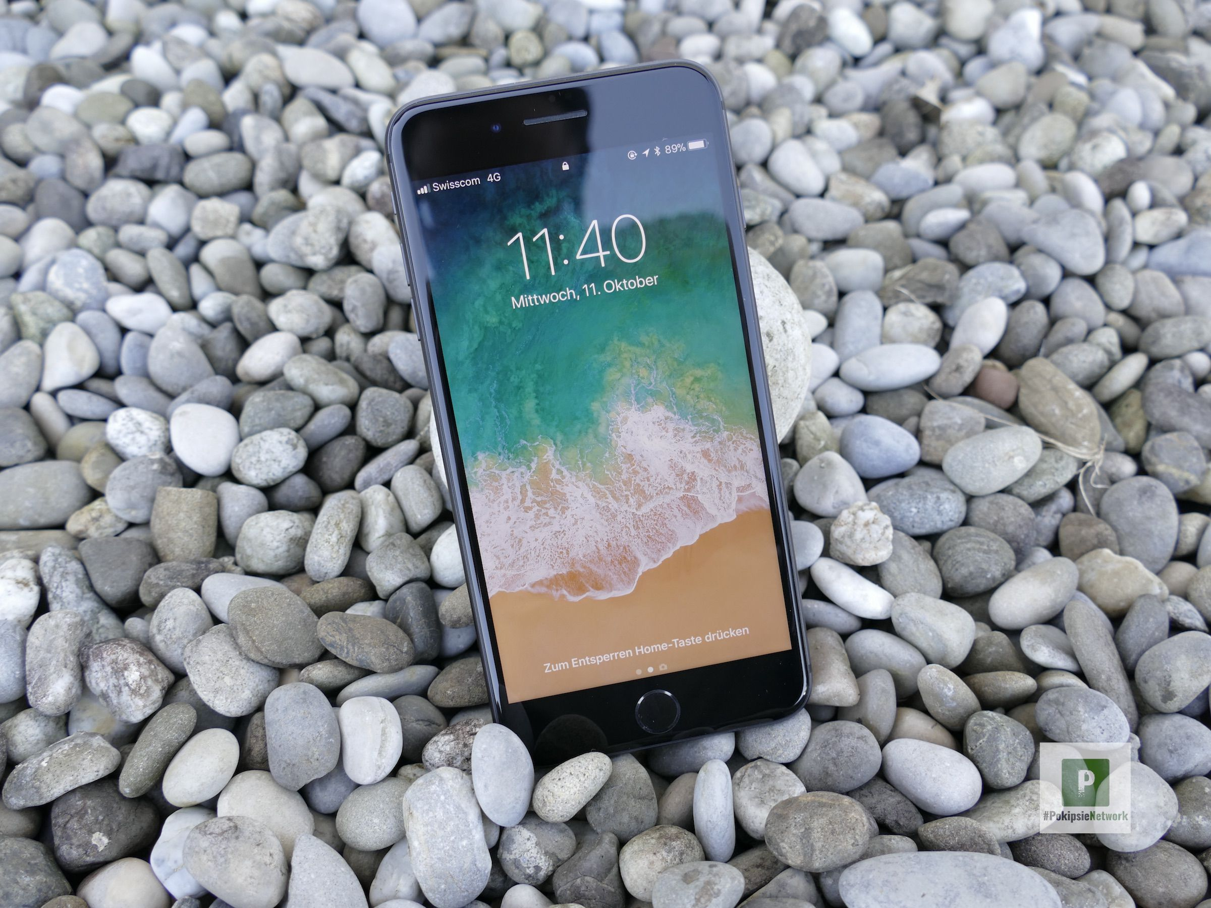 iPhone 8 Plus Testbericht
