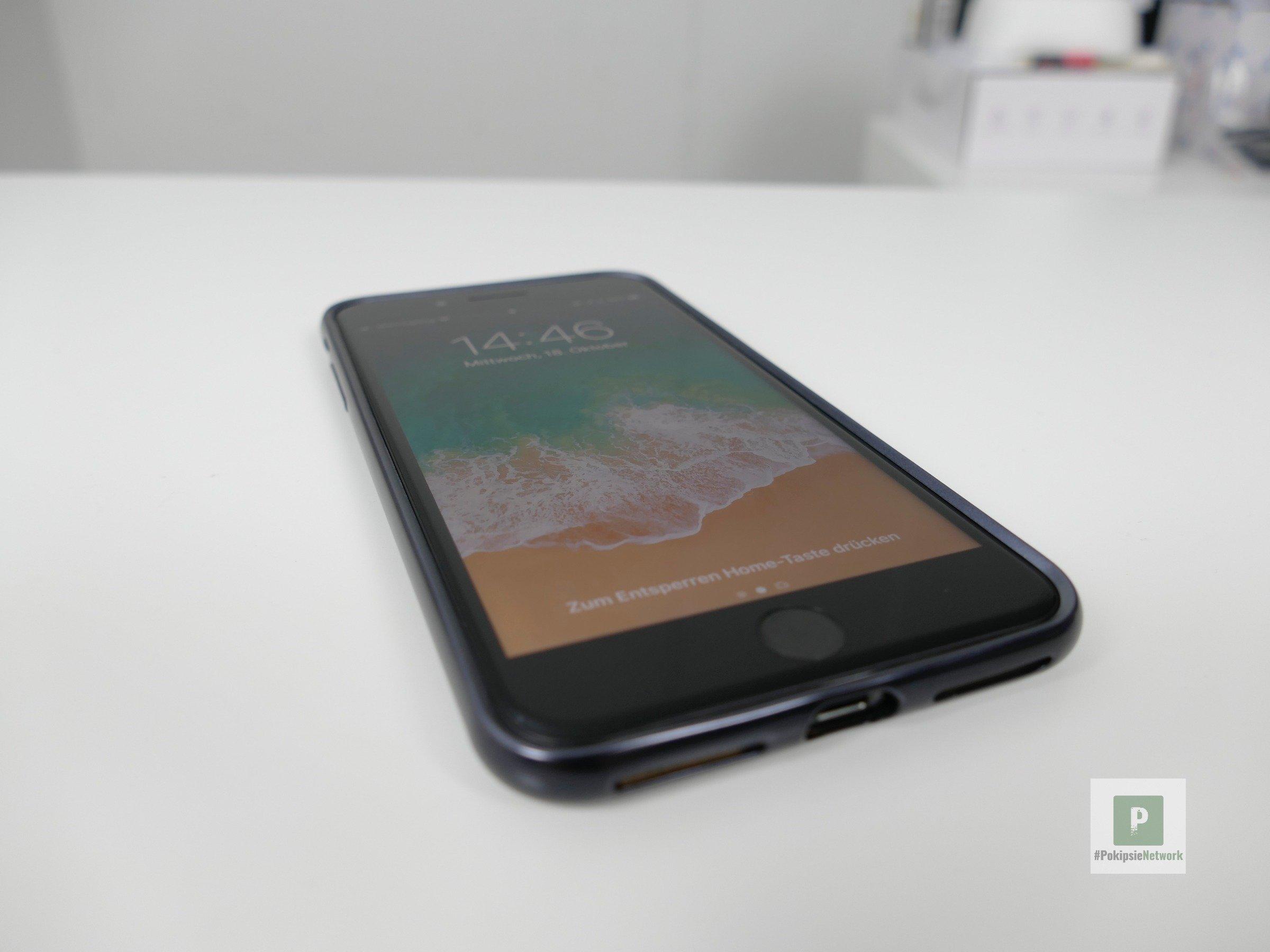 Moshi vitros – iPhone 8 Plus Hülle in transparent