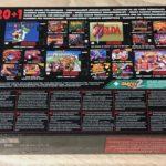 SNES Classic Mini Rückseite