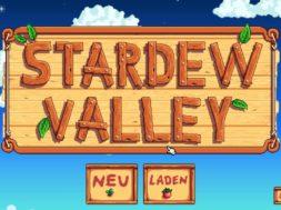 Stardew Valley Switch