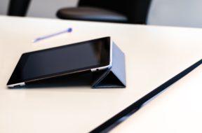 iOS Tutorial – Trackpad Tastatur ohne 3D Touch