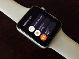 watchOS Tutorial – Notfallfunktion konfigurieren