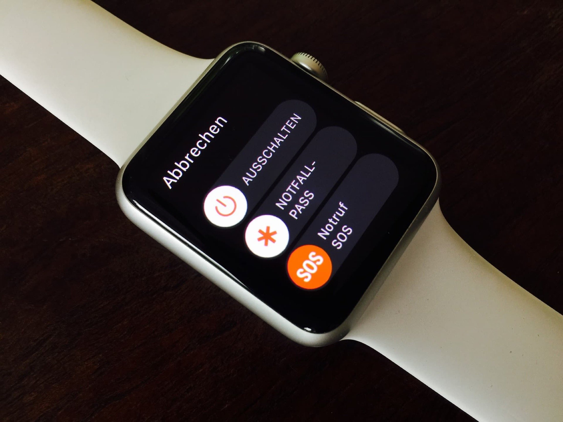 watchOS Tutorial – Notfallfunktion konfigurieren