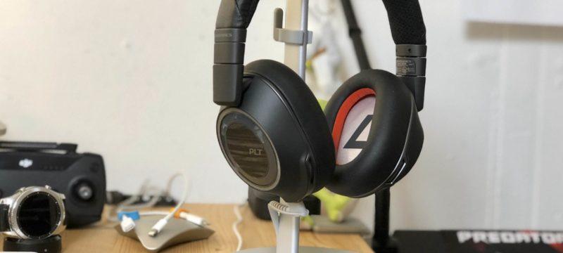 Fermata – Kopfhörerständer mit Ladefunktion