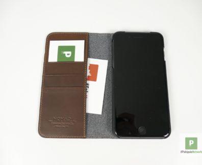 Nomad Leather Folio iPhone 8 Plus