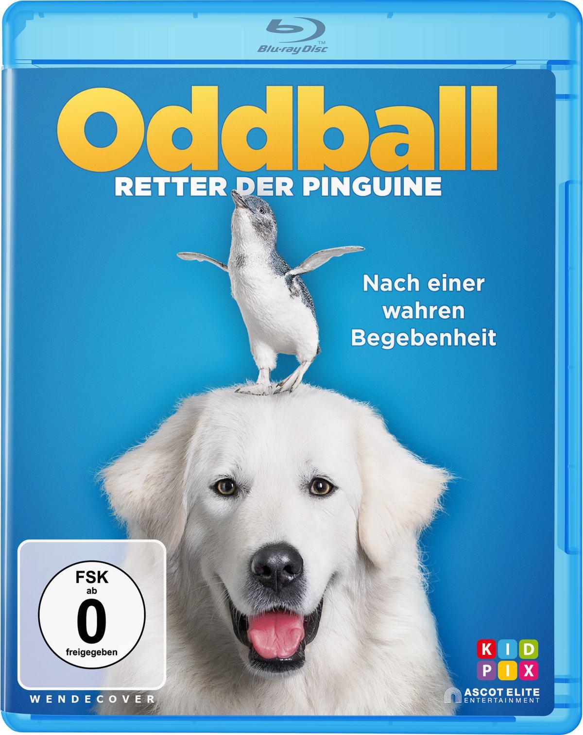 Oddball – Retter der Pinguine