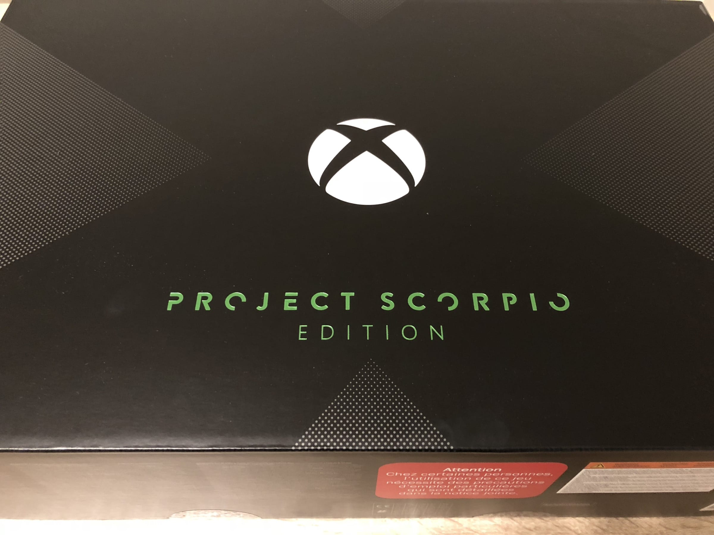 Xbox One X – Project Scorpio Edition Testbericht