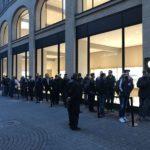 iPhone X Verkaufsstart Schildergasse Maik Wlodarcyk