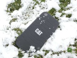CAT – Android Outdoor Smartphone