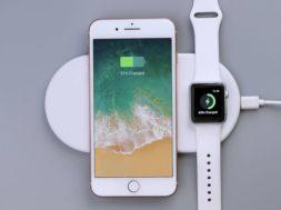 Funxim – Kombinierte QI Ladestation fürs iPhone und die Apple Watch