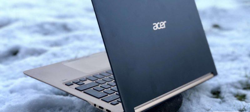 Acer Swift 7 Testbericht mit Fokus auf dem mobilen Büro