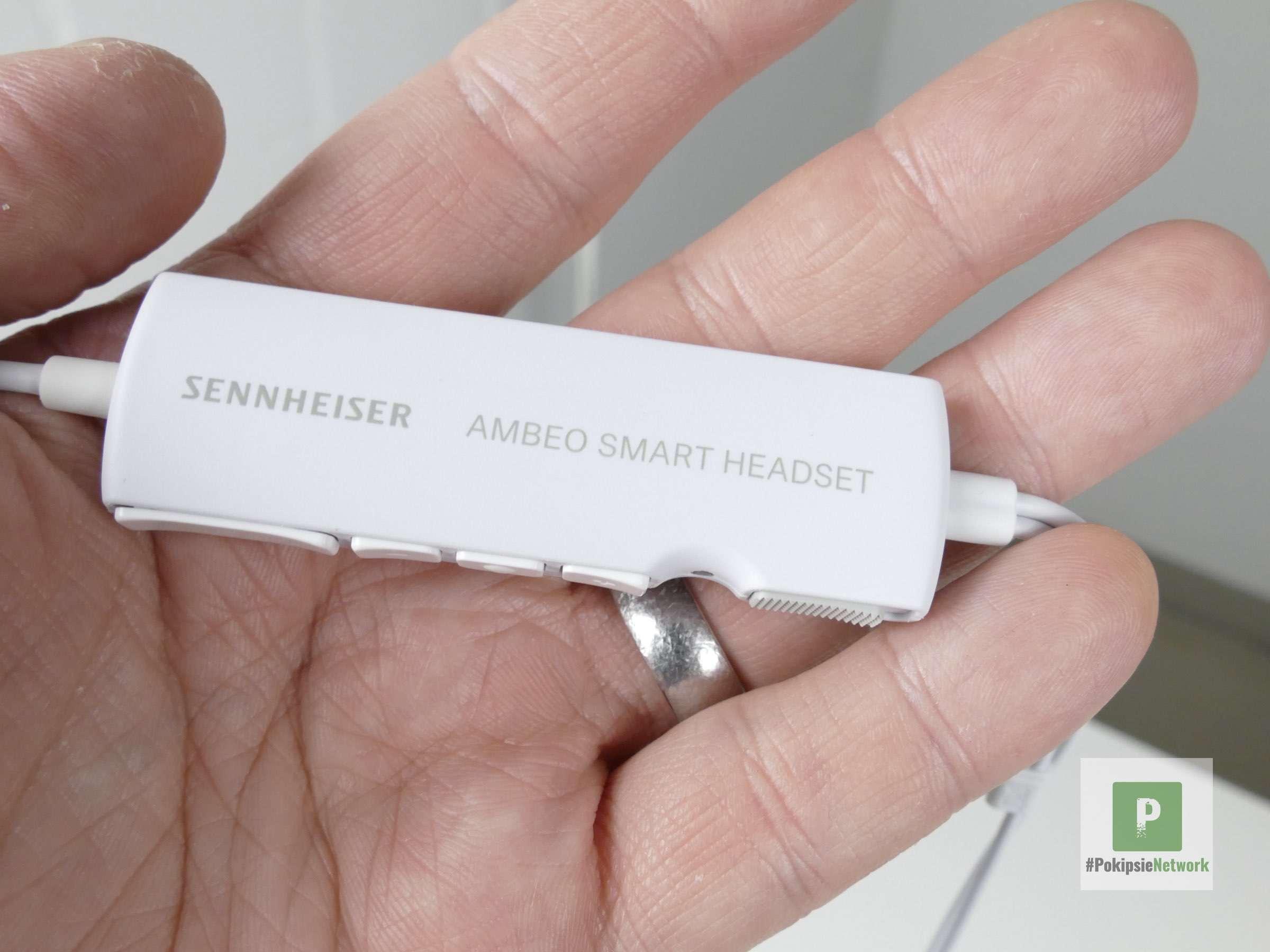 Sennheiser Ambeo Smart Headset Testbericht