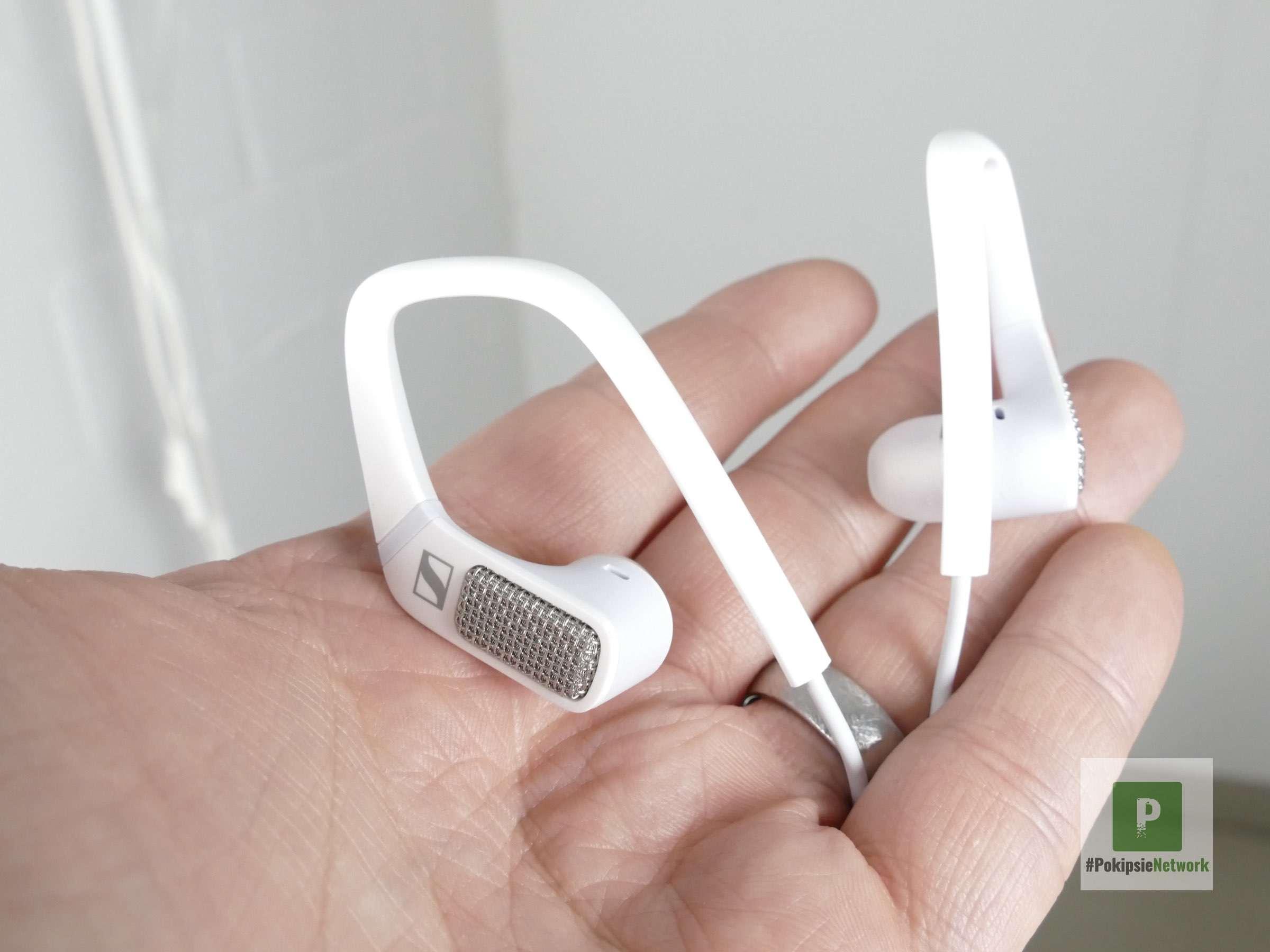 Die beiden Ohrhörer