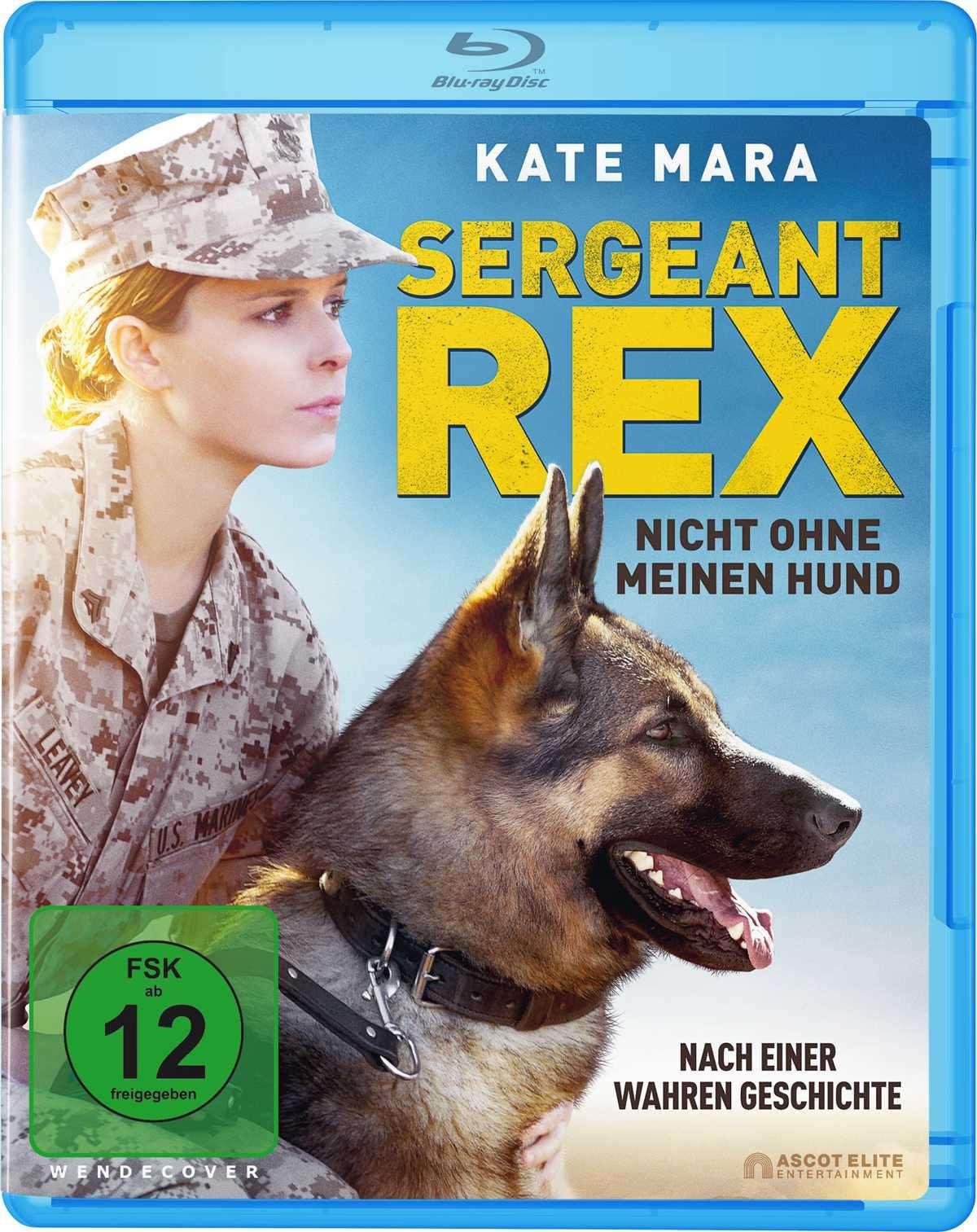 Sergeant Rex – Nicht ohne meinen Hund