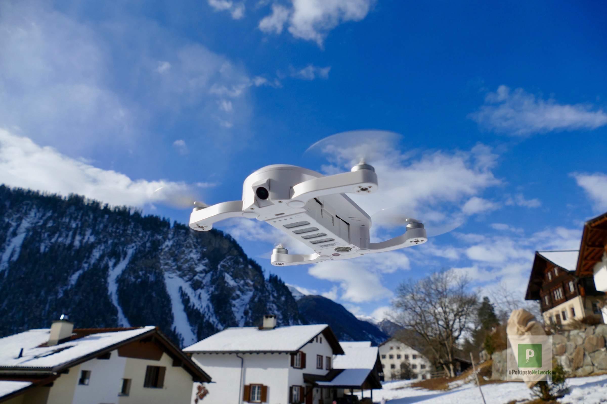 Zerotech Dobby – die Selfie Drohne Testbericht
