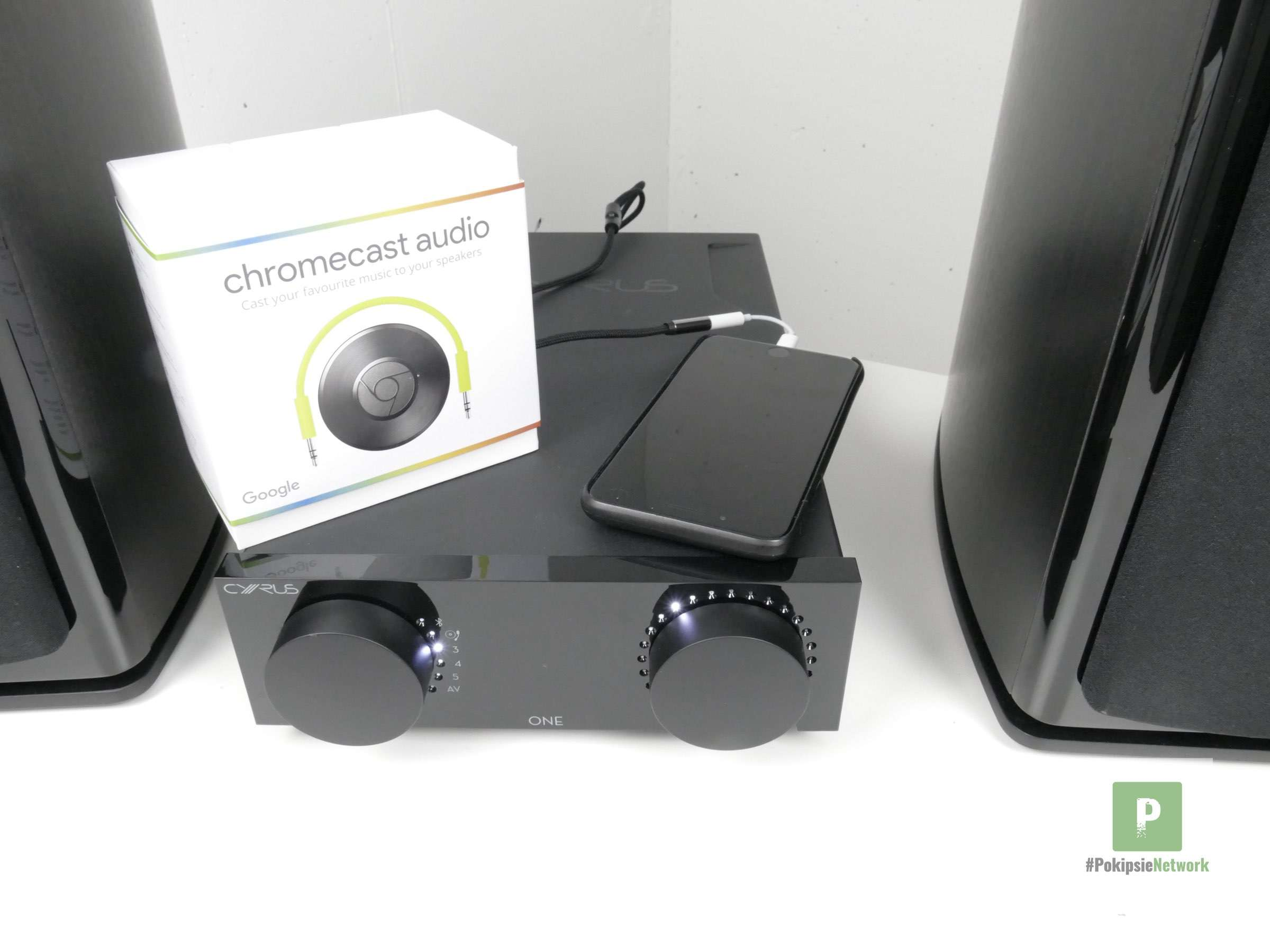 Cyrus ONE Amplifier im Test