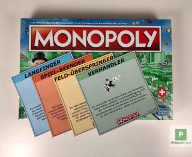 Habt ihr auch ein #MonopolyCheater unter euren Freunden?
