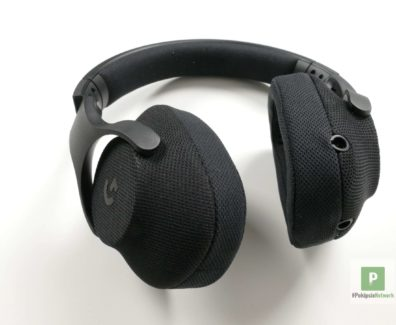Logitech G433 – 7.1 Surround Gaming Headset