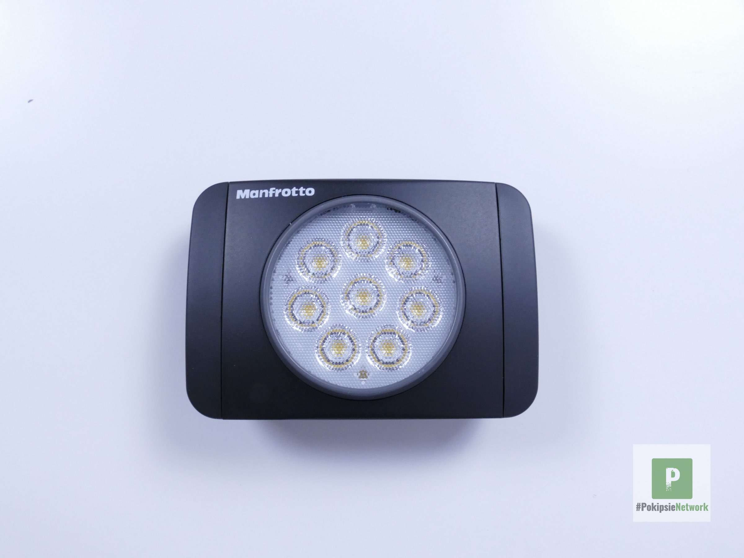 Manfrotto Lumimuse 8 Testbericht des High Power LED Lichts