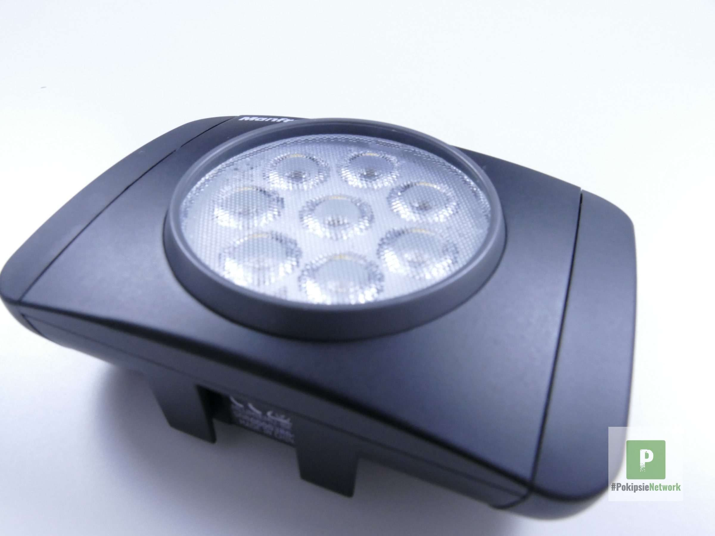 Die 8 LEDs
