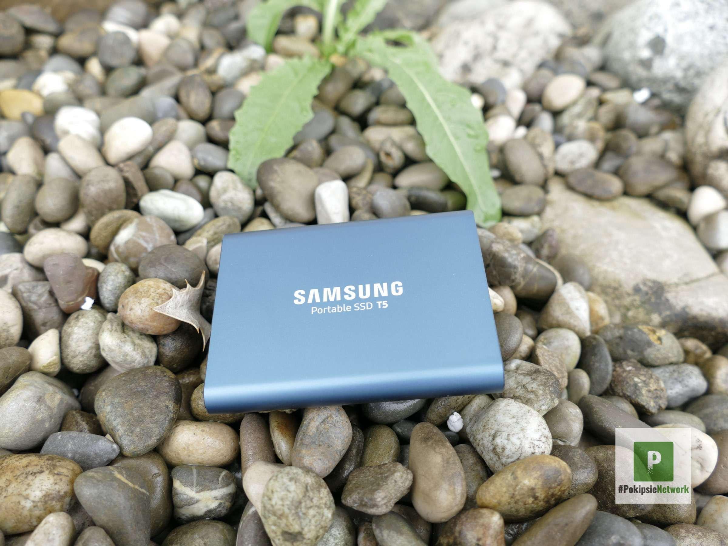 Die Samsung SSD T5