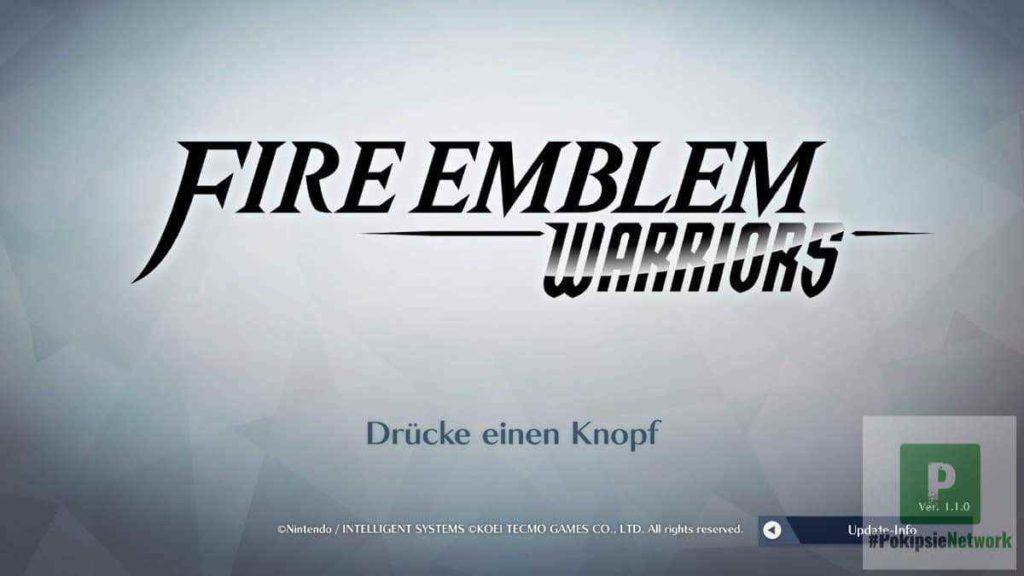 Fire Emblem Warriors Cover