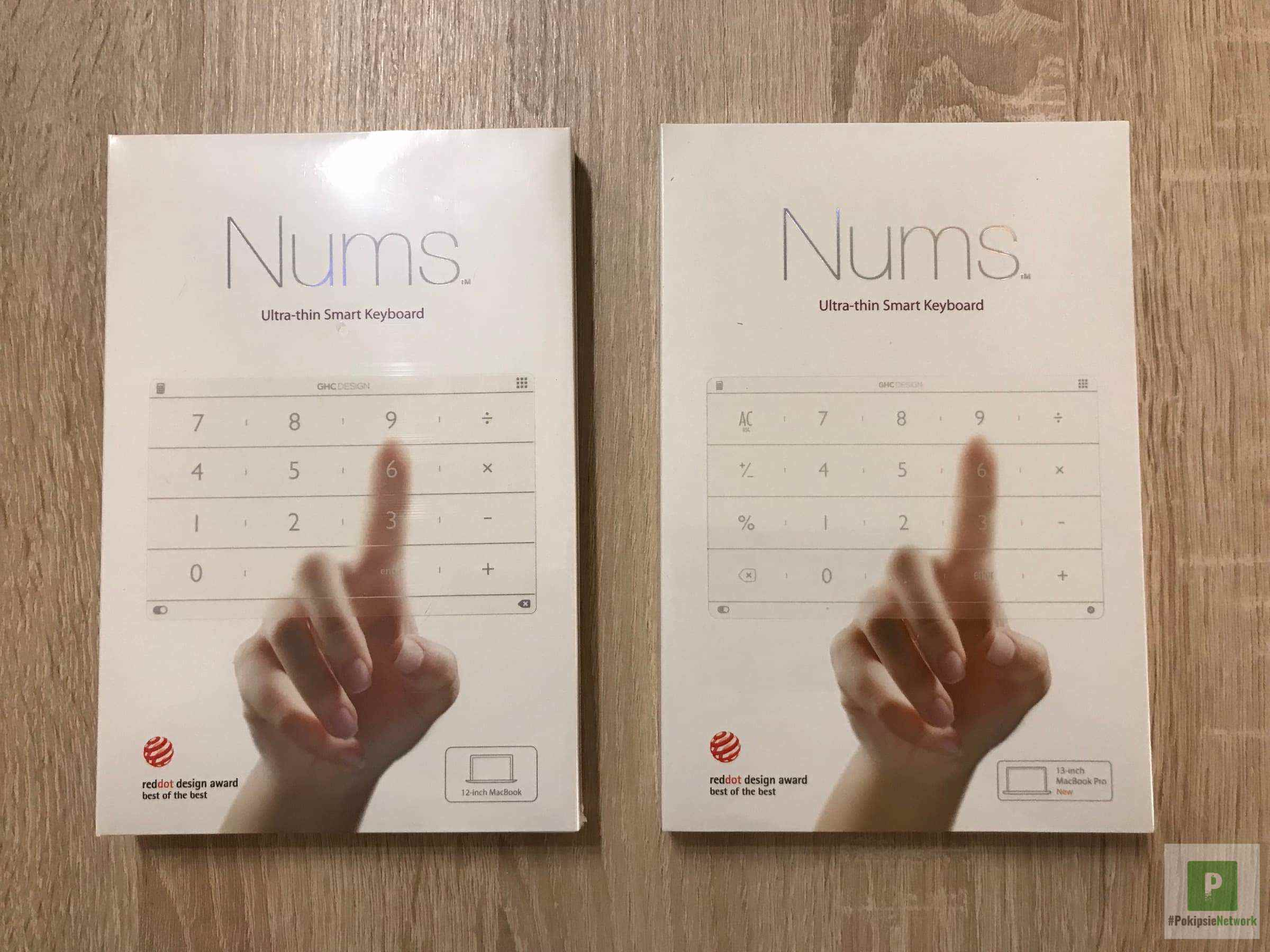 Nums Trackpad