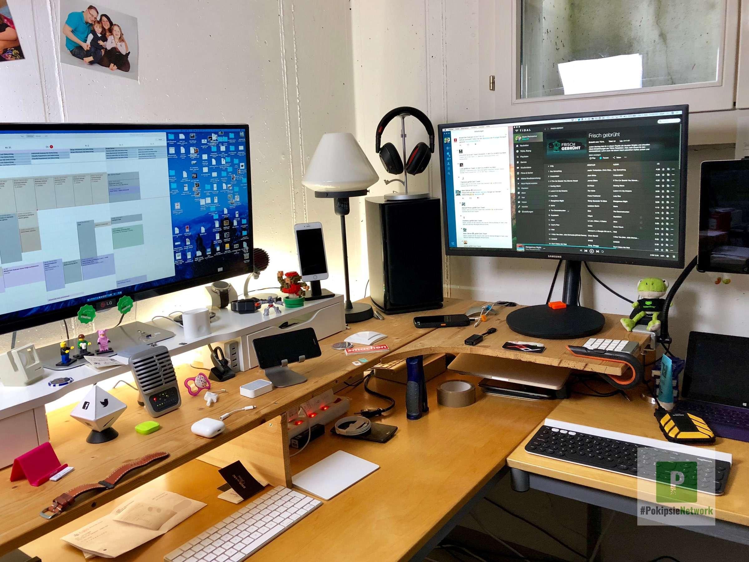 Ein teil meines Blogging-Setups