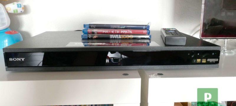 Sony UBP-X800 – 4K Ultra HD Blu-ray Player