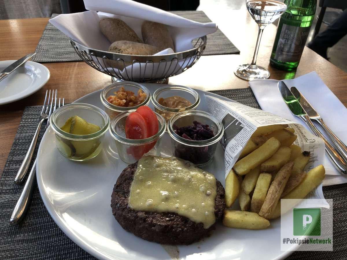 Mein Mittagessen im Swissotel Le Plaza