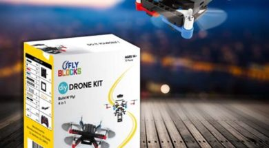 FLY BLOCKS Drone Kit – LEGO und R/C vereint