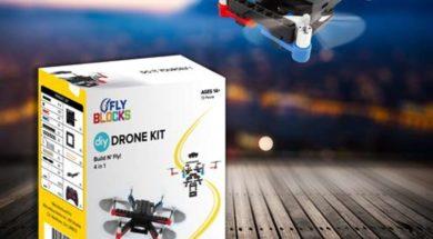 FLY BLOCKS Drone Kit – LEGO und R/C vereint