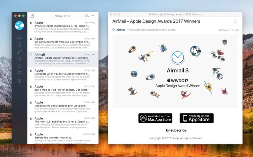 AirMail Mail App