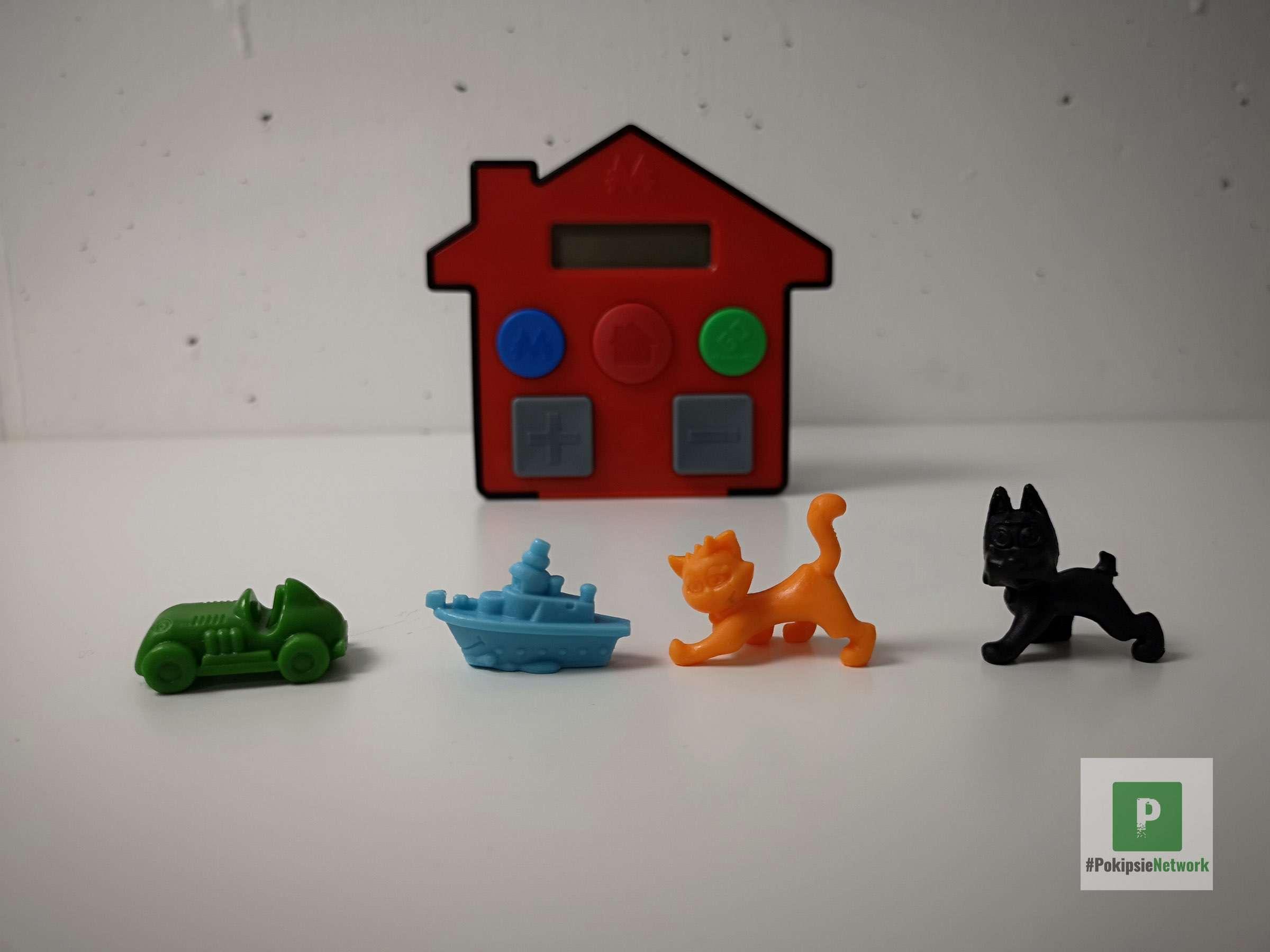 Hasbro – Monopoly Junior Banking
