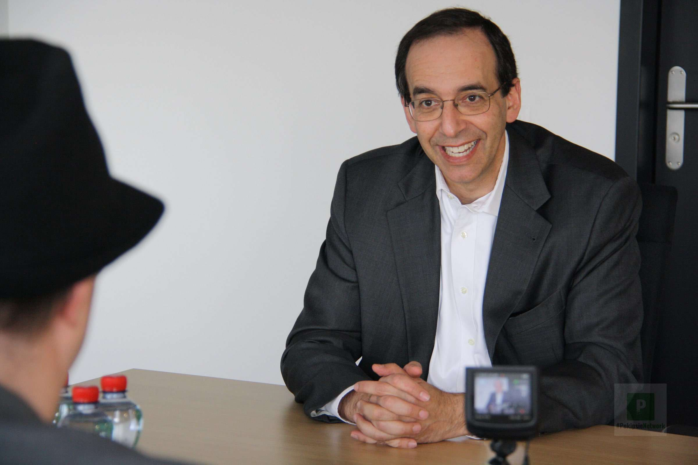 Eric Schwartz von Equinix im Interview