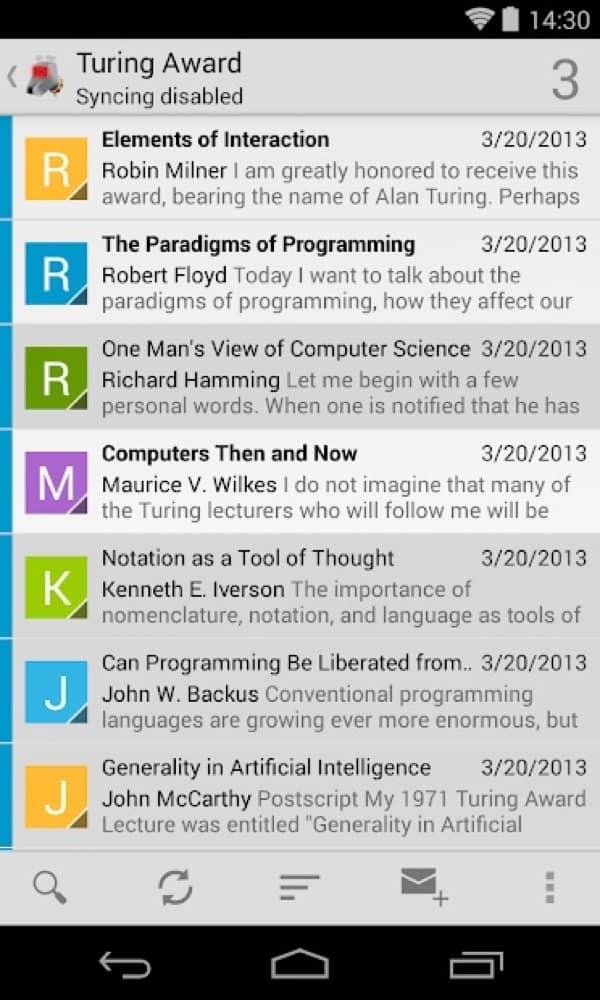 K9 Mail App