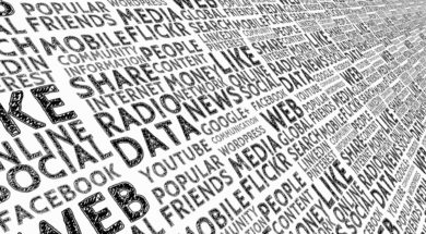 Social Network Datenarchiv Cover