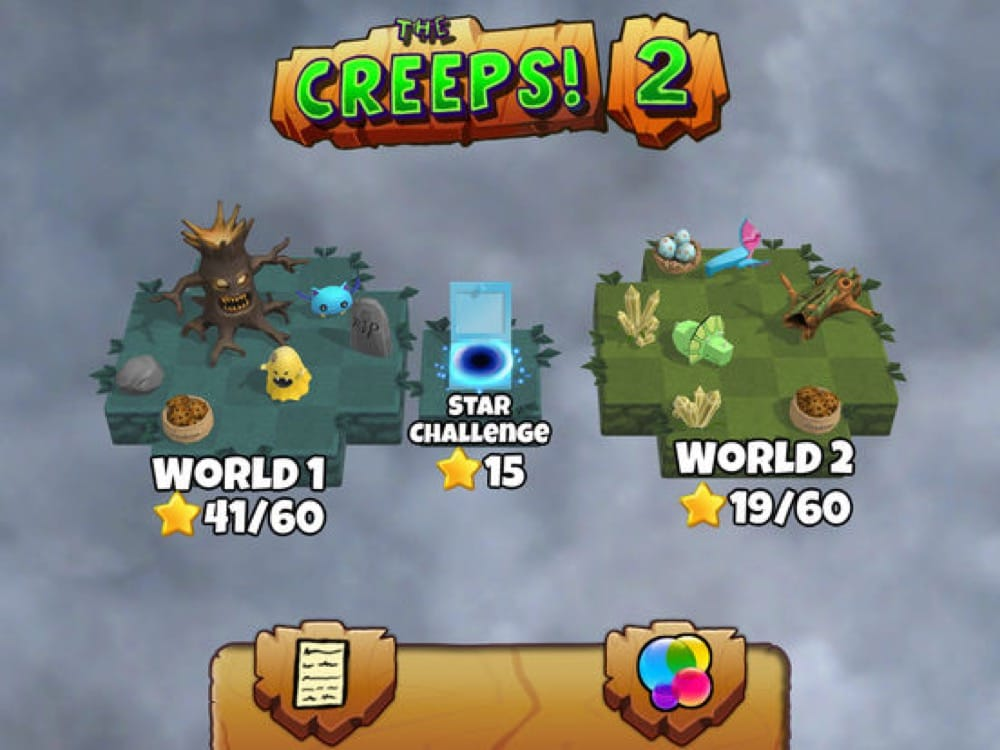 The Creeps 2