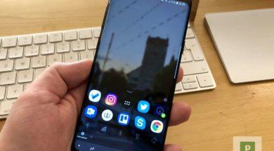 Microsoft Launcher – meine Launcher Wahl auf Android