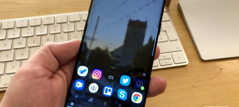 Microsoft Launcher – meine Launcher Wahl auf Android
