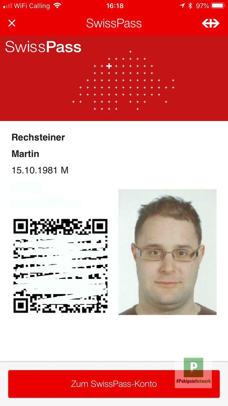 Swisspass jetzt endlich auf dem Smartphone