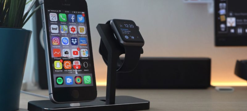 Tutorial Anrufe Apple Watch