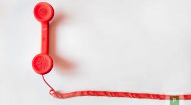 Hotline Anruf