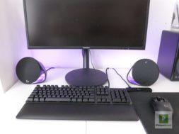 Logitech G560 – Der Gaming Lautsprecher dem ein Licht auf geht