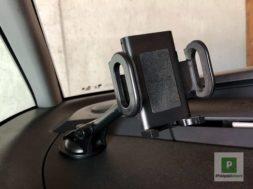 Macally Teleholder – Smartphone Staender fürs Auto